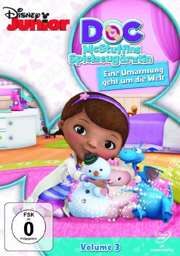 Doc McStuffins - Spielzeugärztin, Volume 3: Eine Umarmung geht um die Welt