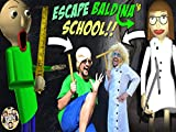 Escape Lady Baldi's Basics School!