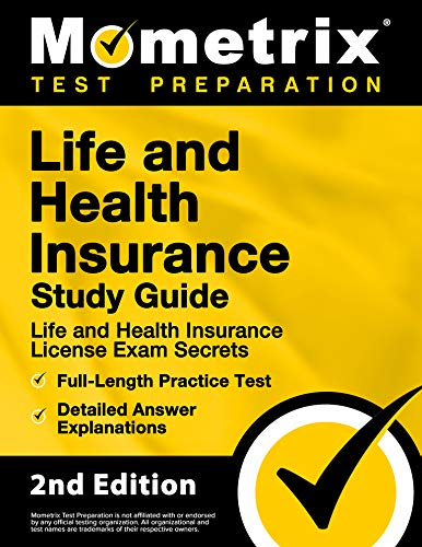 Compare Textbook Prices for Life and Health Insurance Study Guide - Life and Health Insurance License Exam Secrets, Full-Length Practice Test, Detailed Answer Explanations [] 2nd Edition ISBN 9781516728343 by Mometrix Test Prep