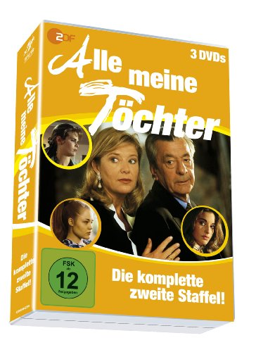 Alle meine Töchter - Staffel 2 (3 DVDs)
