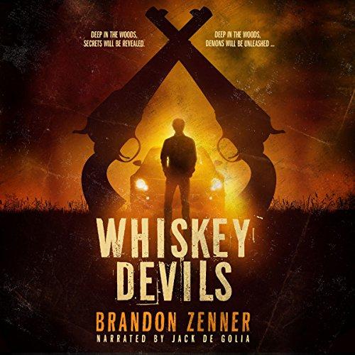 Whiskey Devils audiobook cover art