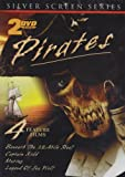 Pirates: 4 Feature Films (Beneath the 12-Mile Reef, Captain Kidd, Mutiny, Legend of Sea Wolf)