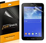 (3 Pack) Supershieldz for Samsung Galaxy Tab E Lite 7.0 and Galaxy Tab 3 Lite 7.0 Screen Protector, High Definition Clear Shield (PET)