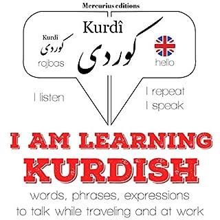 I am learning Kurdish cover art