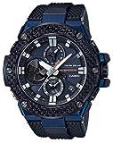 [カシオ] 腕時計 ジーショック G-STEEL スマートフォン リンク カーボン ベゼル GST-B100XB-2AJF メンズ ブラック