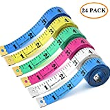 Best Body Tape Measures - 60 inches Double Scale Soft Tape Measure Flexible Review