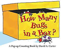 how many bugs in a box? - counting book