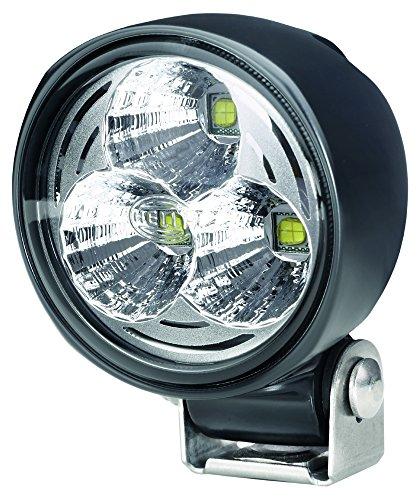 Hella 1G0 996 476-011 Arbeitsscheinwerfer - M70 - LED - 12V/24V - 2500lm - Anbau - stehend - weitreichende Ausleuchtung
