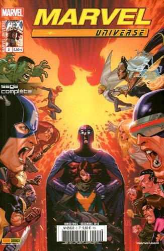 Marvel Universe, N° 2 : What if ? Avx