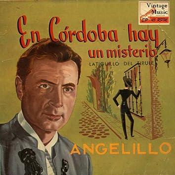 """Vintage Spanish Song Nº47 - EPs Collectors """"En Córdoba Hay Un Misterio"""""""