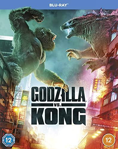 Godzilla vs. Kong [Blu-ray] [2021]