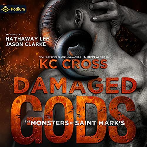 Damaged Gods Audiobook By KC Cross, JA Huss cover art