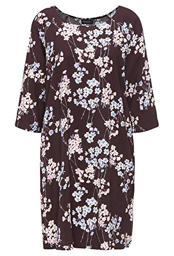 BROADWAY NYC FASHION Damen Kleid OONA mischfarben L (40)