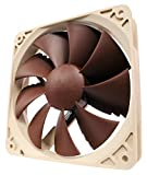Noctua NF-P12 PWM, Premium Quiet Fan, 4-Pin (120mm, Brown)