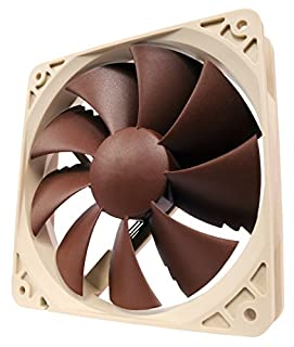 Noctua NF-P12 PWM, Premium Quiet Fan, 4-Pin (120mm, Brown) (B006I6HMXI) | Amazon price tracker / tracking, Amazon price history charts, Amazon price watches, Amazon price drop alerts