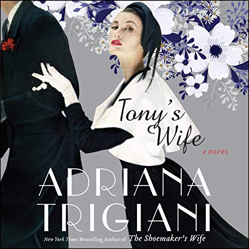 Tony's Wife  By  cover art