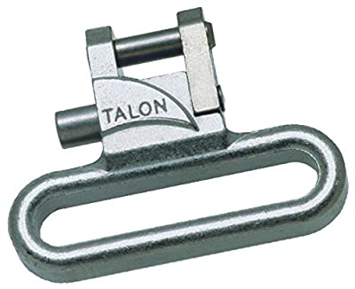 "The Outdoor Connection Talon 1.25"" Swivel Set, Stainless Steel"