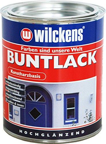 Wilckens Buntlack hochglänzend RAL 7016 Anthrizitgrau 750 ml