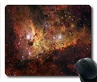 Nebula Oblong / Rectangleマウスパッドデザインマウスパッド0709014