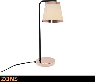 Zons MIA Lampe A Poser Blanc