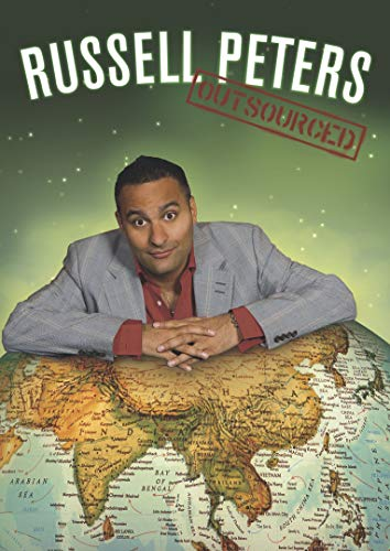 Russell Peters-Outsourced [UK Import]