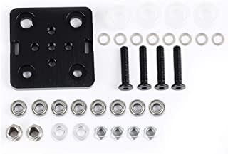 CUHAWUDBA Impresora 3D y Axis Belt Tensioner Kit 4040 Perfil de Extrusi/óN de Aluminio para Creality Ender-3 Pro