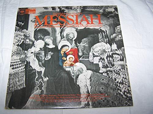 Händel: Messias / Messiah (Highlights) [Vinyl LP] [Schallplatte]