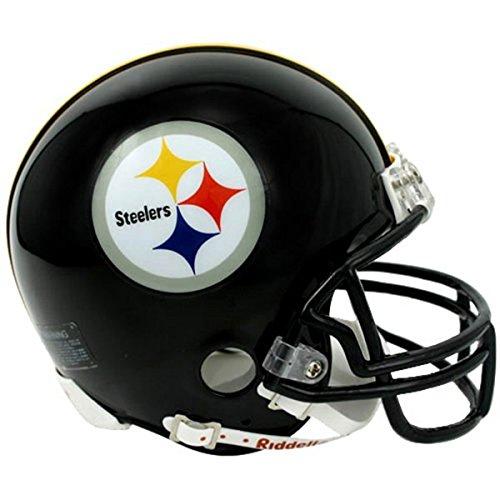 NFL Riddell Football Mini-Helm Pittsburgh Steelers