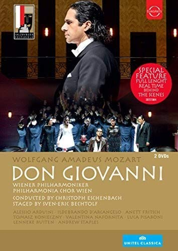 Mozart: Don Giovanni [Salzburger Festspiele 2014] [2 DVDs]