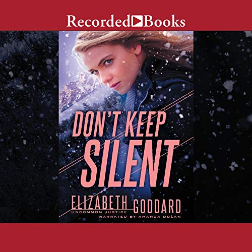 Don't Keep Silent cover art