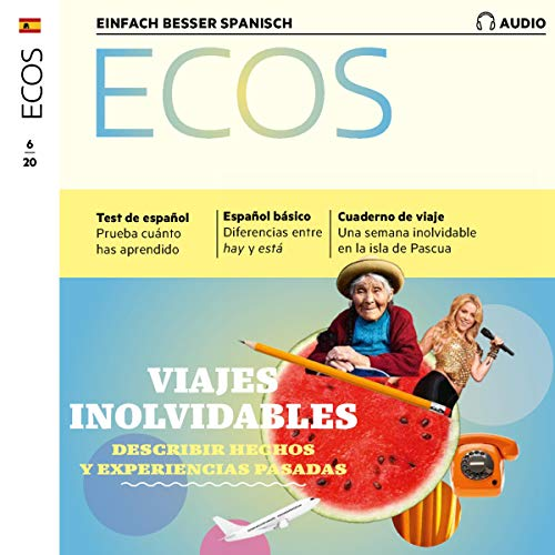 Ecos Audio - Viajes inolvidables. 6/2020 Titelbild
