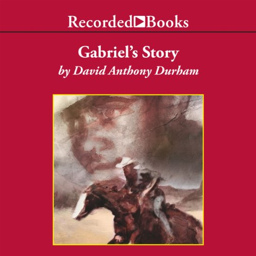 Gabriel's Story audiobook cover art
