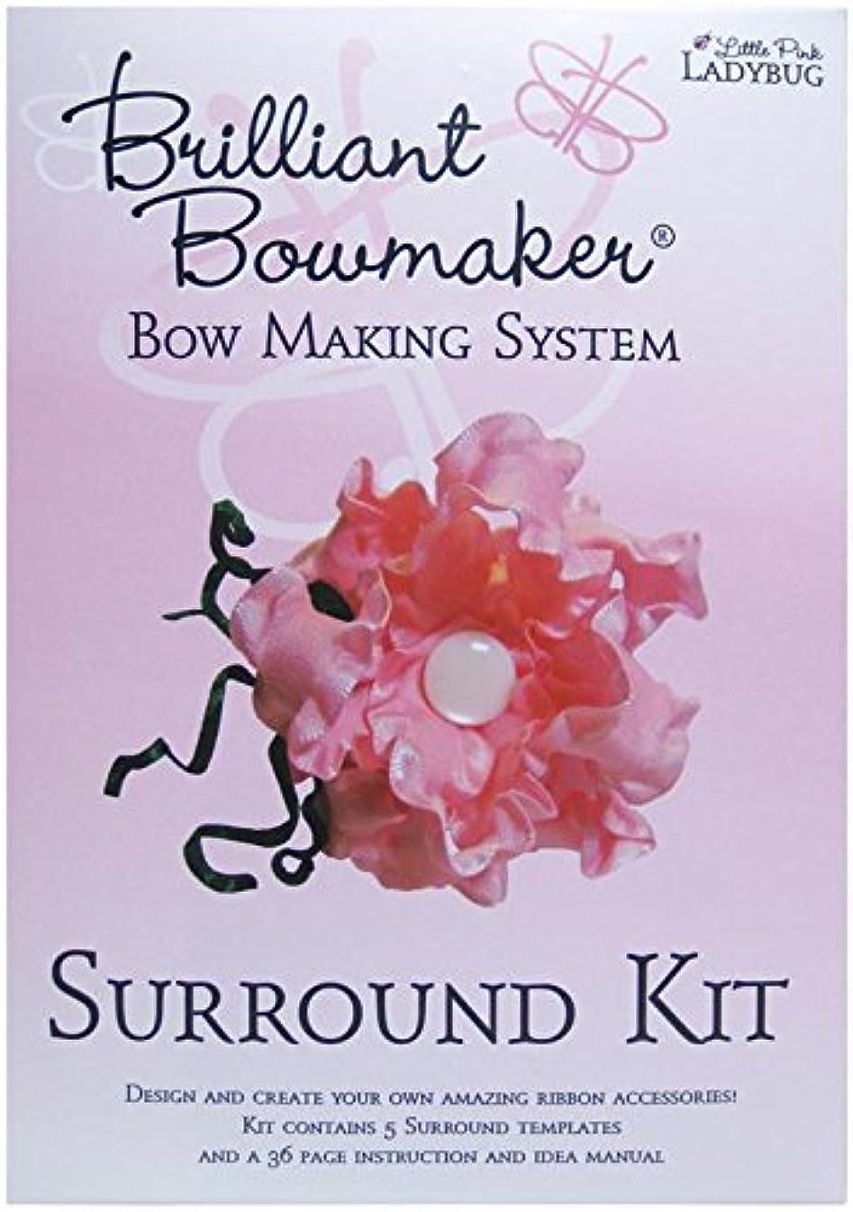 Little Pink Ladybug LPL0104 Brilliant Bowmaker Surround Kit
