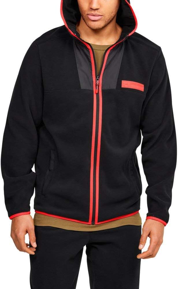 35% OFF Superlatite Under Armour UA Trek Polar Fleece Full XL Black Zip