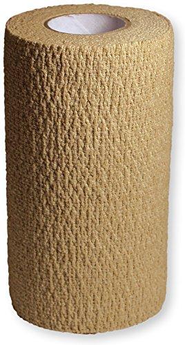 WellWear Self-adhering Bandage, 4 Inch, 2 Count