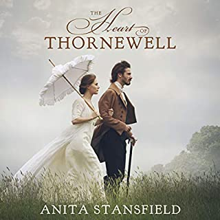 The Heart of Thornwell audiobook cover art