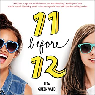 11 Before 12 audiobook cover art