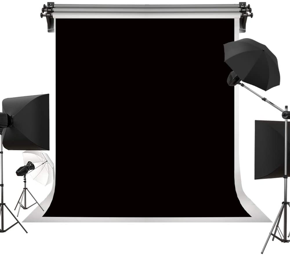 Photography Studio Black Backdrops