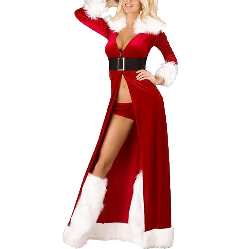 クリスマスの女性の長いベルトの豪華な足カバーセクシーな下着ランジェリー セクシー下着 コスプレ 無地 Tパンティー 連体水風船 巨乳オープン 夜遊び 過激 sm 変態 調教 エロ装備 ネグリジェ ベビードール 誘惑 sexy満点