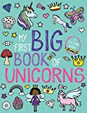 My First Big Book of Unicorns (My First Big Book of Coloring)