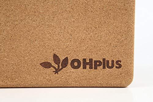 OHplus(オーエイチプラス)『ヨガブロックコルク』