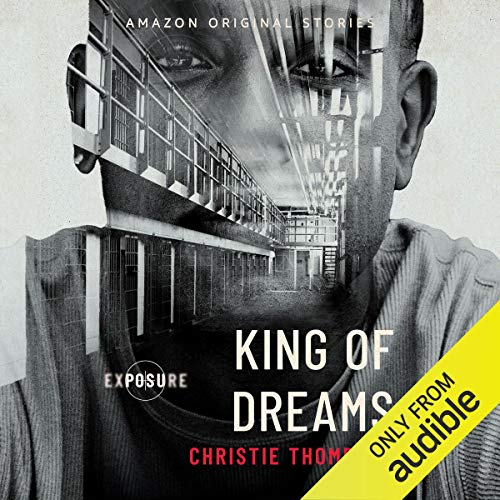 King of Dreams audiobook cover art
