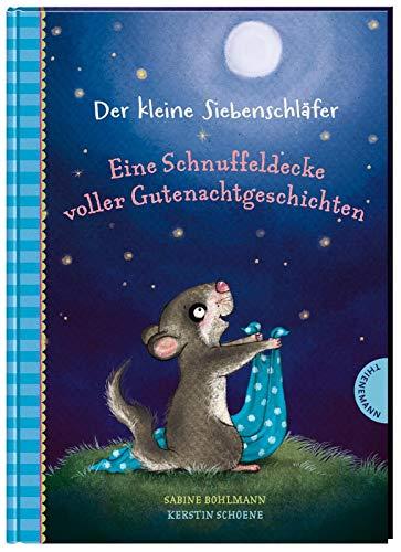 Eine Schnuffeldecke voller Gutenachtgeschichten | 20 Vorlesegeschichten für Kinder ab 4 Jahren, zum Einschlafen und Träumen (Der kleine Siebenschläfer)