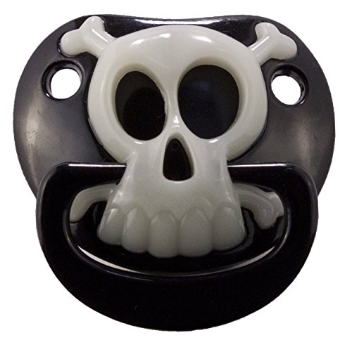 Billy Bob Lil Pirate Funny Pacifier