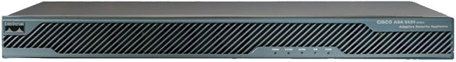 Cisco ASA5520 ASA5520-BUN-K9 Security Plus Firewall Appliance
