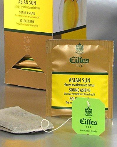 Eilles Teebeutel Deluxe Asian Sun (Arom. Grüntee)