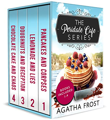 The Peridale Cafe Series Volume 1: Books 1-4 (A Cozy Culinary Murder Mystery Boxset) (The Peridale Cafe Cozy Mystery Box Set Series)