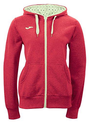 Joma Combi - Sweat-Shirt pour Femme, Couleur Cayenne/ambroisie. Taille L