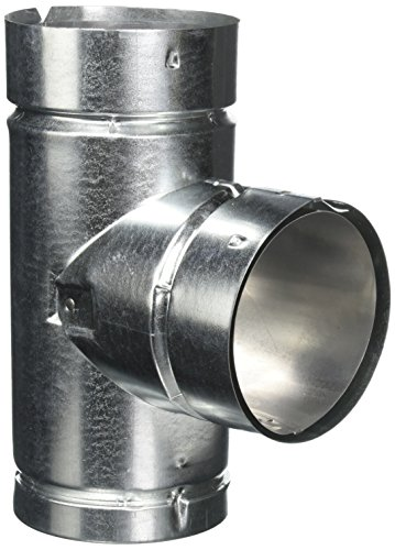 Selkirk (Corp 104100Gas Vent Tee, 4-Zoll