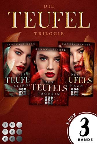 Teuflisch prickelnde Romantik im Fantasy-Sammelband (Die Teufel-Trilogie): Urban Fantasy über eine Kopfgeldjägerin im Auftrag des Teufels